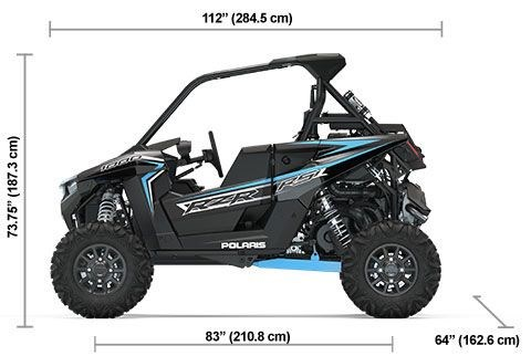 2020 Polaris RZR RS1 Cruiser Black Photo 8 of 8