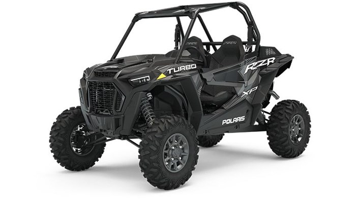 2020 Polaris RZR XP Turbo Stealth Black Photo 1 of 7