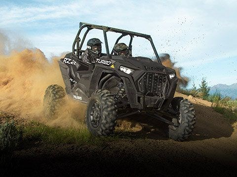 2020 Polaris RZR XP Turbo Stealth Black Photo 4 of 7