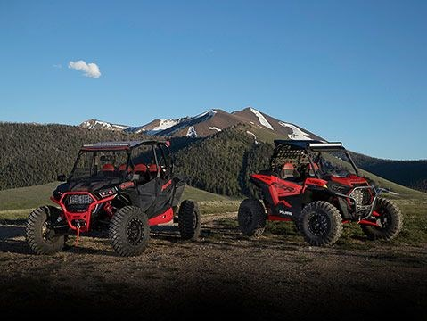 2020 Polaris RZR XP Turbo Stealth Black Photo 6 of 7