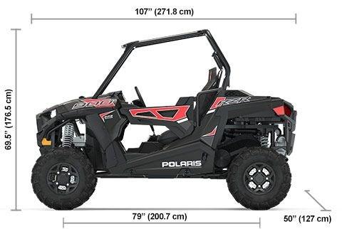 2020 Polaris RZR 900 Premium Black Pearl Photo 11 of 11