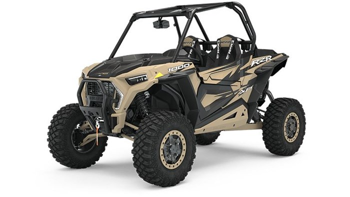 2020 Polaris RZR XP 1000 Trails et Rocks Military Tan Photo 1 of 6