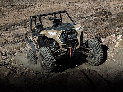 2020 Polaris RZR XP 1000 Trails et Rocks Military Tan Photo 2 of 6