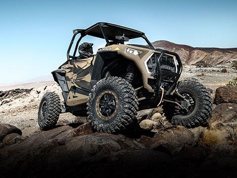 2020 Polaris RZR XP 1000 Trails et Rocks Military Tan Photo 3 of 6
