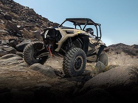 2020 Polaris RZR XP 1000 Trails et Rocks Military Tan Photo 4 of 6