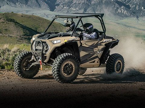 2020 Polaris RZR XP 1000 Trails et Rocks Military Tan Photo 5 of 6