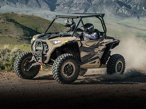 2020 Polaris RZR XP 1000 Trails et Rocks Military Tan Photo 5 of 6