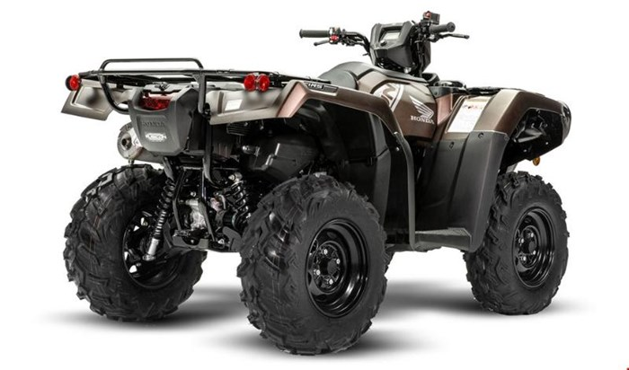 2020 Honda Rubicon 520 IRS EPS Rouge patriote Photo 4 of 5