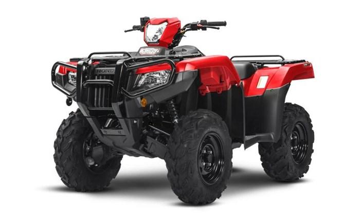 2020 Honda RUBICON 520 IRS EPS - ROUGE PATRIOTE Photo 1 of 1