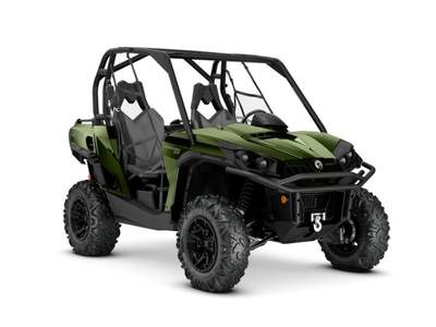2020 Can-Am Commander™ XT™ 800R Boreal Green Photo 1 of 1