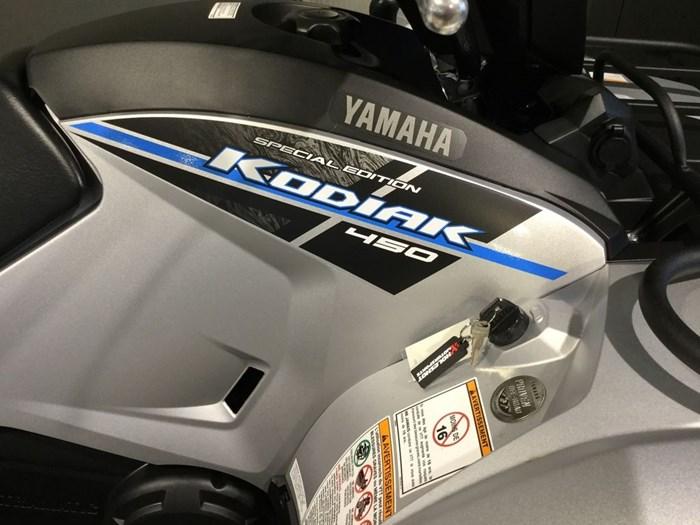 2020 Yamaha Kodiak 450 EPS SE Photo 3 of 6