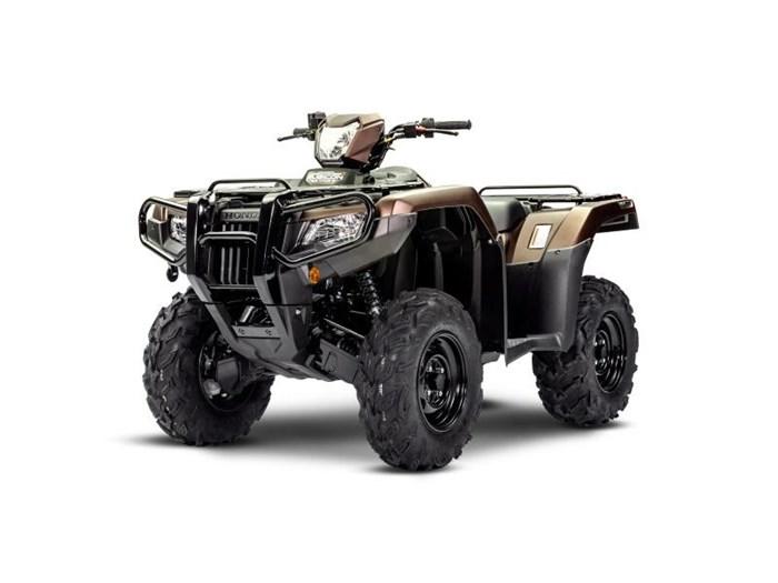2020 Honda TRX520 Rubicon IRS EPS Mat Molasses Brow Photo 1 of 6