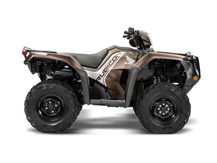 2020 Honda TRX520 Rubicon IRS EPS Mat Molasses Brow Photo 2 of 6