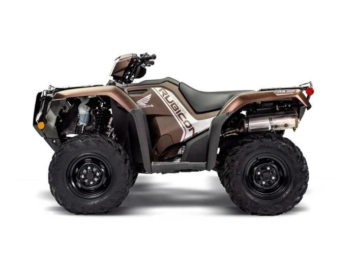 2020 Honda TRX520 Rubicon IRS EPS Mat Molasses Brow Photo 3 of 6