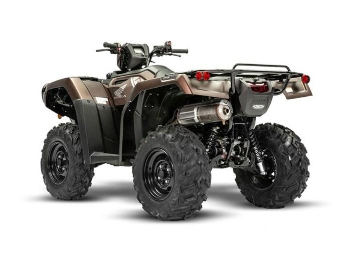 2020 Honda TRX520 Rubicon IRS EPS Mat Molasses Brow Photo 4 of 6