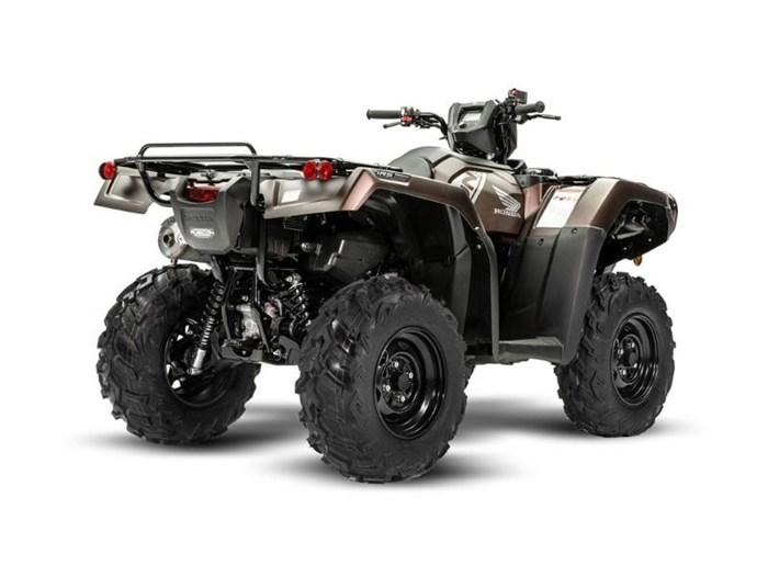 2020 Honda TRX520 Rubicon IRS EPS Mat Molasses Brow Photo 5 of 6