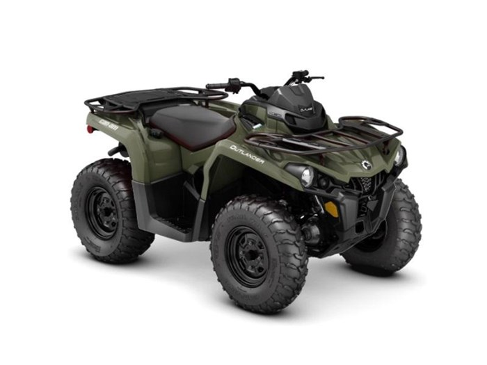 2020 Can-Am Outlander™ 450 Photo 1 of 1
