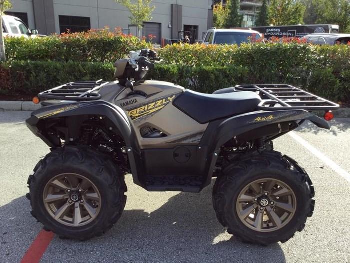2020 Yamaha Grizzly EPS SE Photo 1 of 9