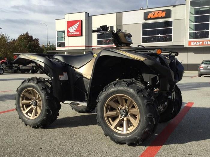 2020 Yamaha Grizzly EPS SE Photo 3 of 9