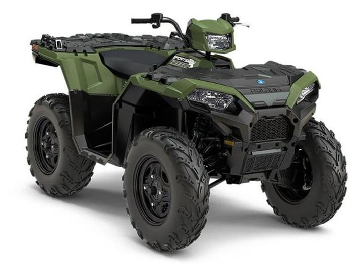 2018 Polaris SPORTSMAN 850 INDY RED Photo 4 of 10