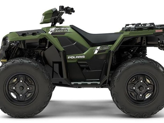 2018 Polaris SPORTSMAN 850 INDY RED Photo 5 of 10