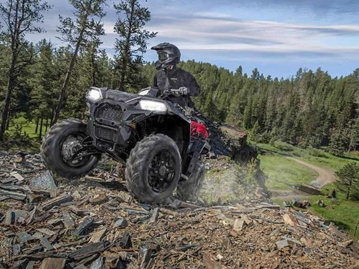 2018 Polaris SPORTSMAN 850 INDY RED Photo 9 of 10