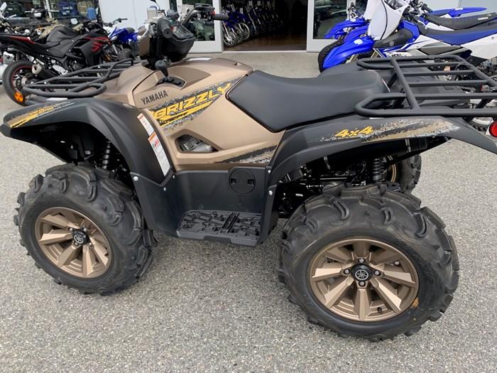 2020 Yamaha Grizzly 700 EPS SE Photo 3 of 4