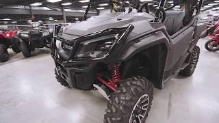 2018 Honda PIONEER 1000 3 EPS DELUXE LE Photo 19 of 19