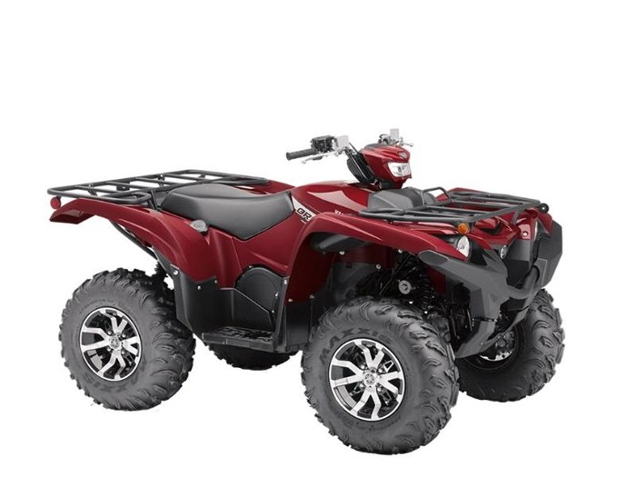 2019 Yamaha Grizzly EPS Photo 1 sur 2