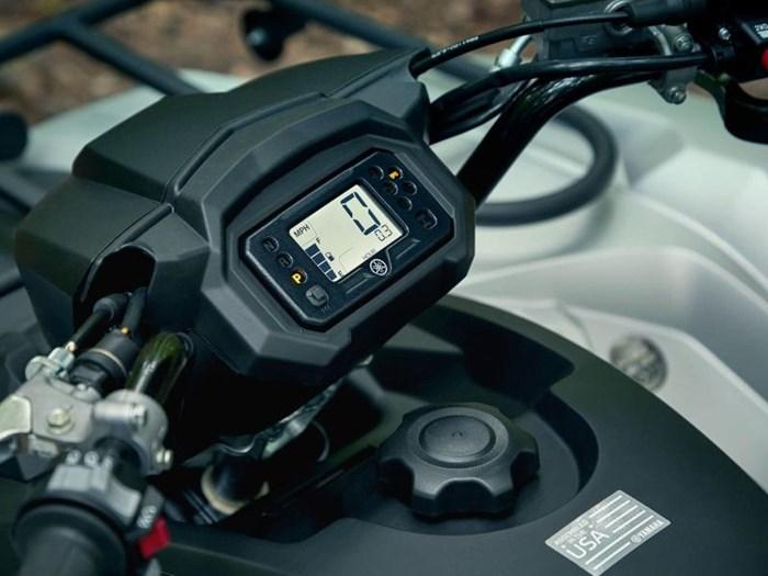 2020 Yamaha Kodiak 450 EPS SE Photo 2 of 9