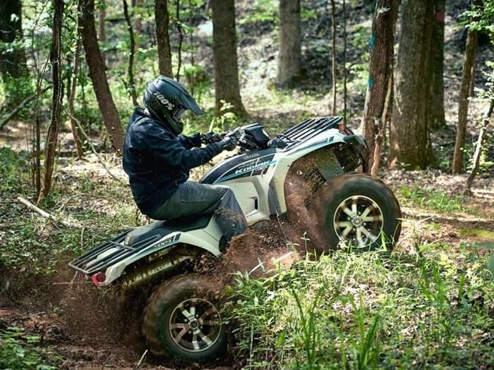 2020 Yamaha Kodiak 450 EPS SE Photo 5 of 9