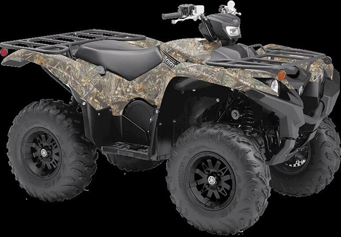 2019 Yamaha Grizzly 700 EPS Photo 1 of 2