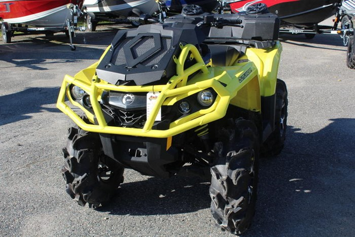2019 Can-Am Outlander™ X® mr 650 Photo 1 of 2