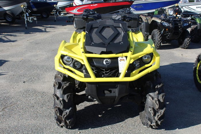 2019 Can-Am Outlander™ X® mr 650 Photo 2 of 2