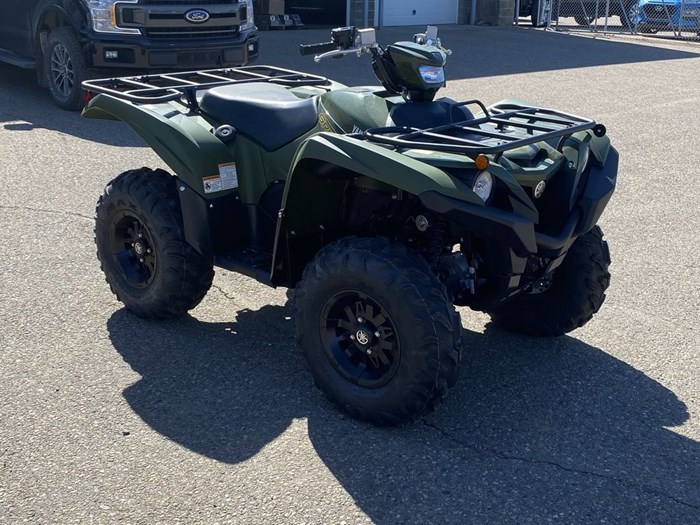 2020 Yamaha Grizzly EPS Photo 3 of 7