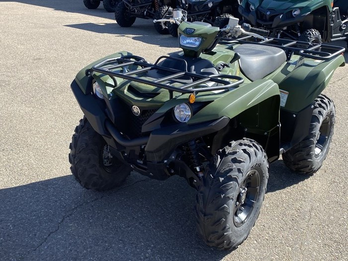 2020 Yamaha Grizzly EPS Photo 4 of 7