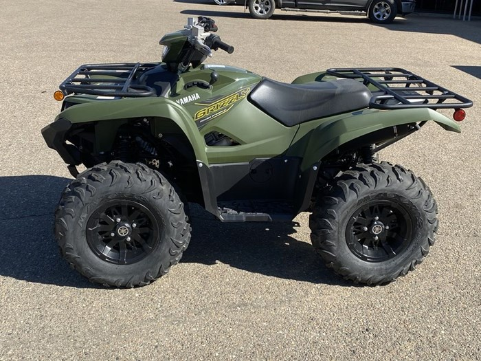 2020 Yamaha Grizzly EPS Photo 2 of 7