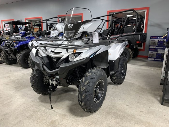 2020 Yamaha Grizzly EPS LE Photo 1 of 7