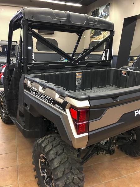 2018 Polaris Ranger XP® 1000 EPS Suede Metallic Photo 3 of 11