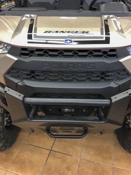 2018 Polaris Ranger XP® 1000 EPS Suede Metallic Photo 4 of 11