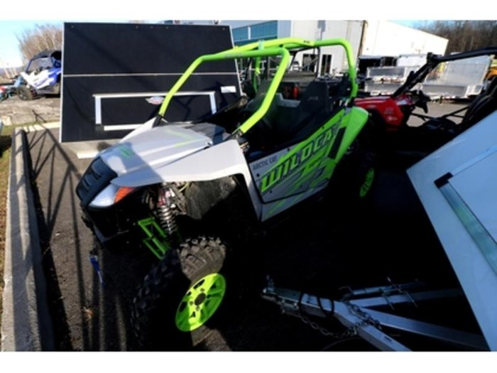 2017 Arctic Cat WILDCAT TRAIL LTD 700 Photo 1 of 10