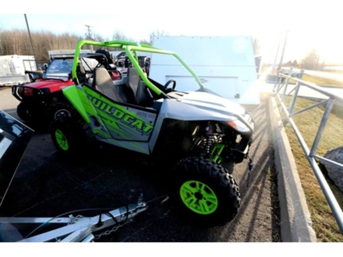 2017 Arctic Cat WILDCAT TRAIL LTD 700 Photo 2 of 10
