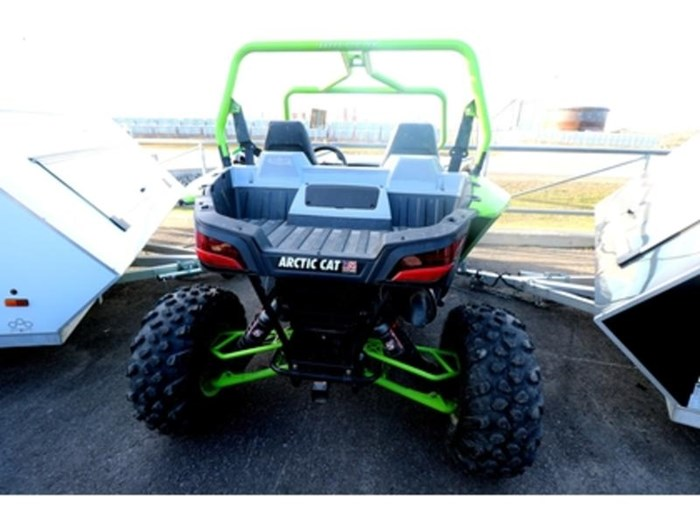 2017 Arctic Cat WILDCAT TRAIL LTD 700 Photo 4 of 10