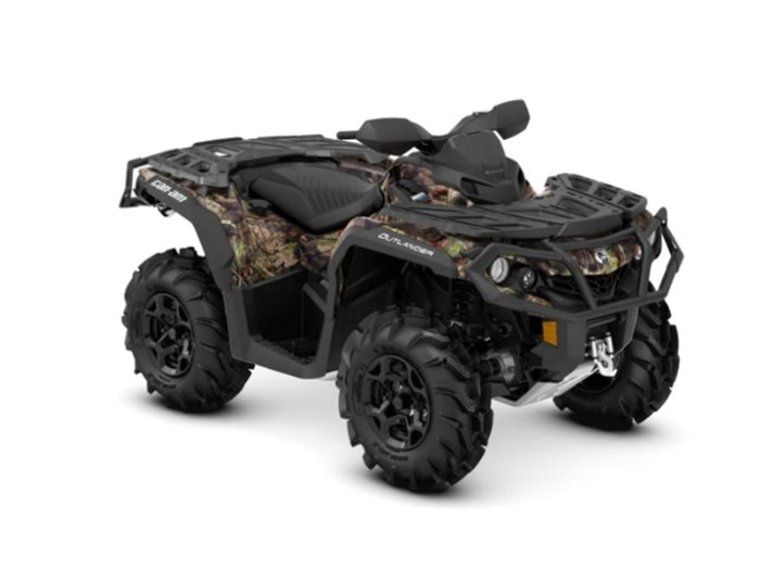 2020 Can-Am Outlander™ Mossy Oak Edition 650 Photo 1 of 1
