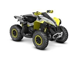 2020 Can-Am Renegade® X® xc 1000R Black, Gray & Sunb Photo 1 of 1