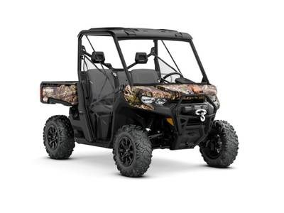 2020 Can-Am Defender Mossy Oak Hunting Edition HD10 Photo 1 of 1