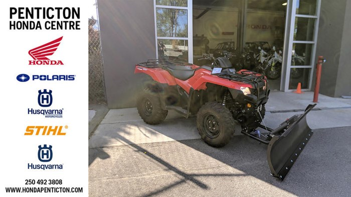 2018 Honda TRX420 Rancher DCT IRS EPS Photo 3 sur 3