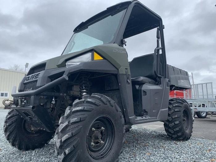 2018 Polaris Ranger® 570 Sage Green Photo 1 of 9