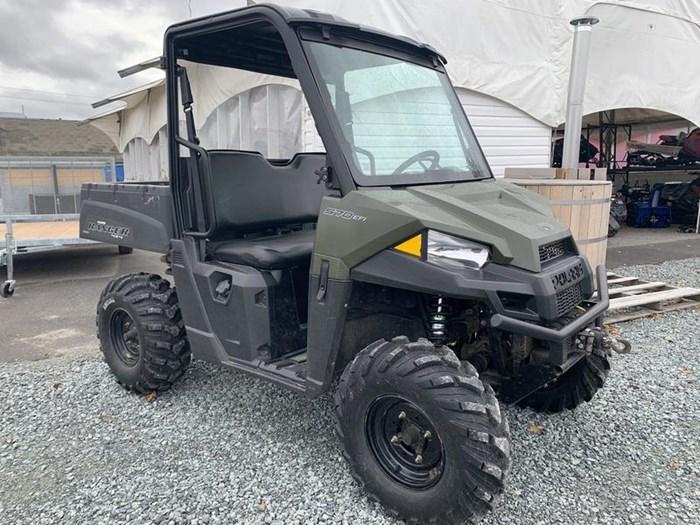2018 Polaris Ranger® 570 Sage Green Photo 3 of 9