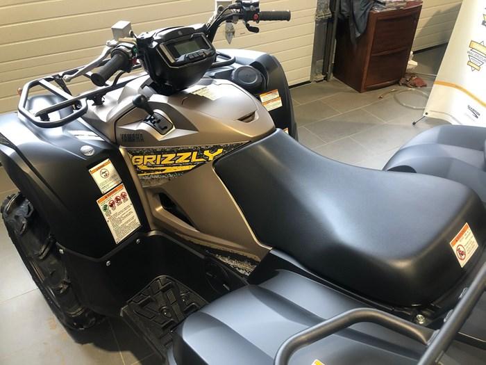 2020 Yamaha Grizzly 700 EPS  SE Photo 4 of 18